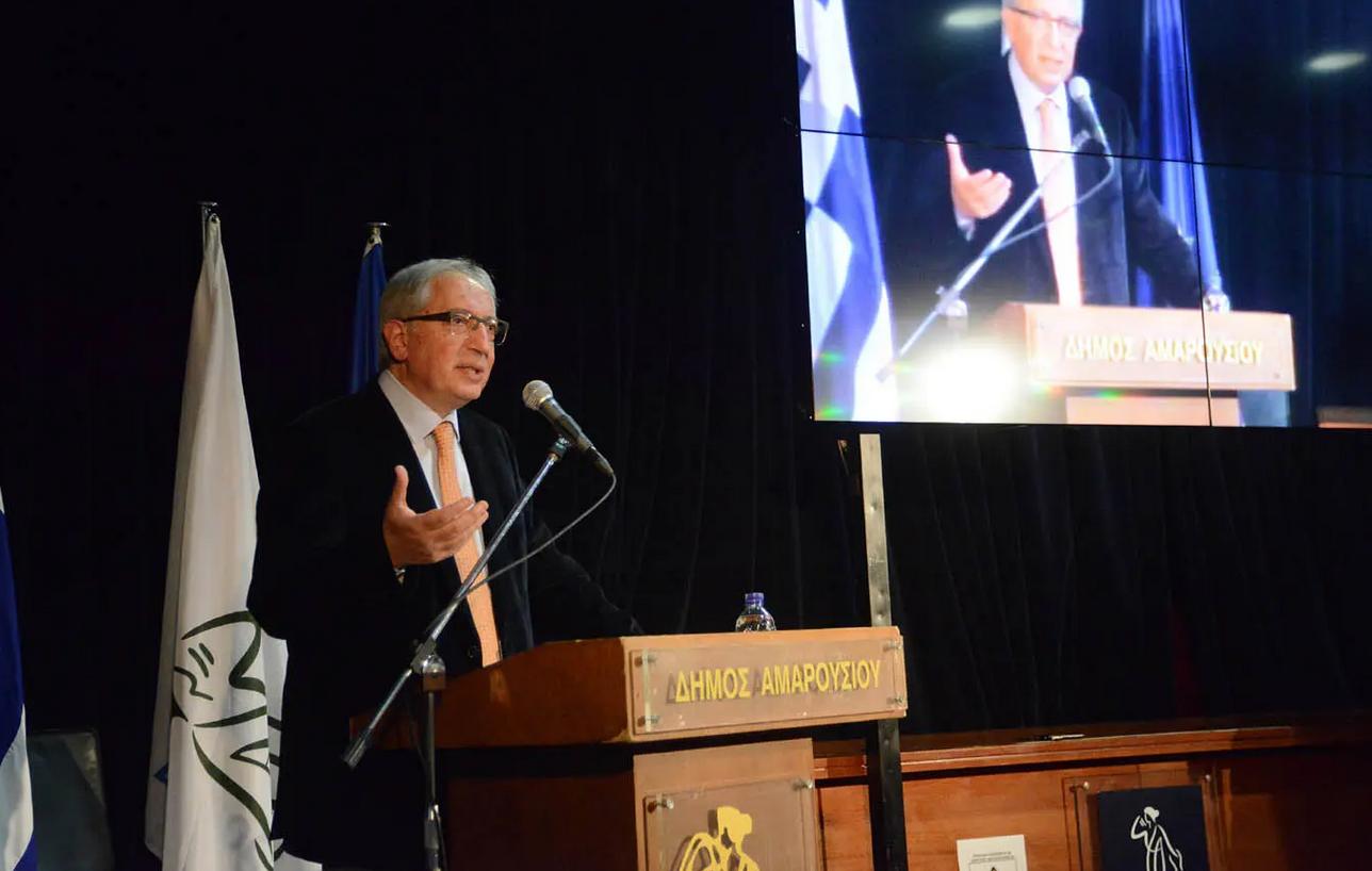 Ορισμός Αντιδημάρχων για το 2021 στο Μαρούσι